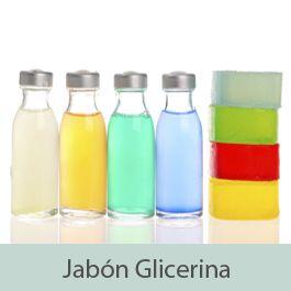 Glicerina y Colorantes