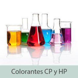 Colorantes CP y HP